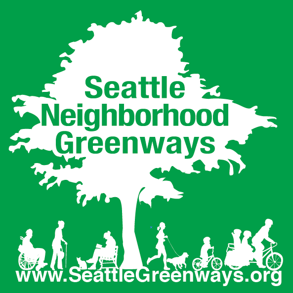 Collaborations with Seattle Neighborhood Greenways